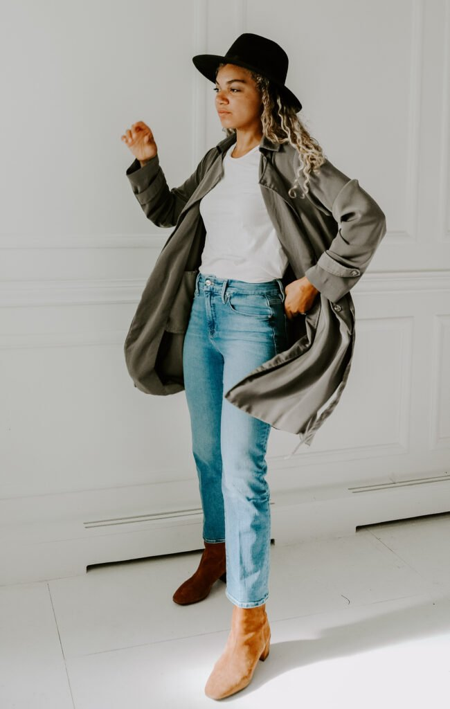 casual chic style guide