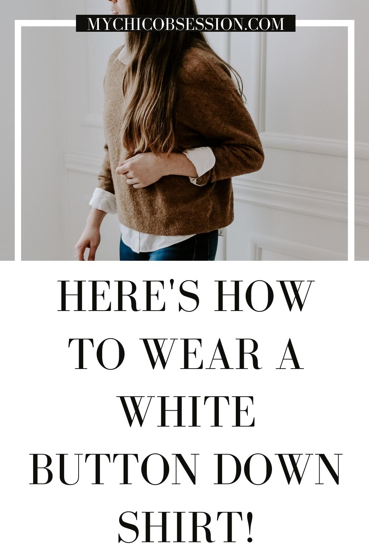button up shirt outfit ideas