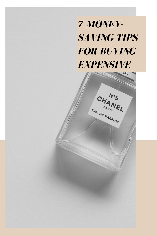 money saving tips to buy expensive