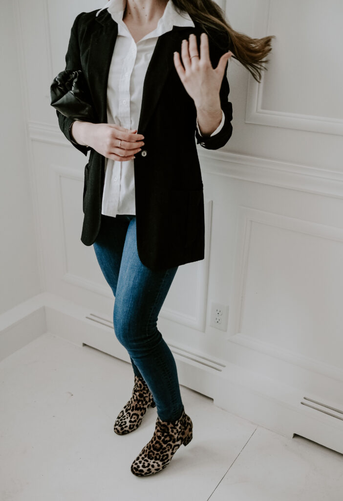 white button down shirt outfit