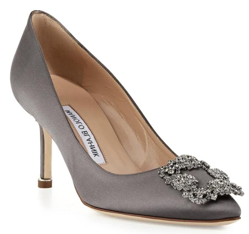 manolo heel