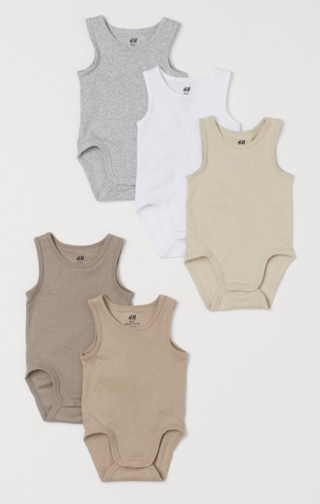 sleeveless bodysuits