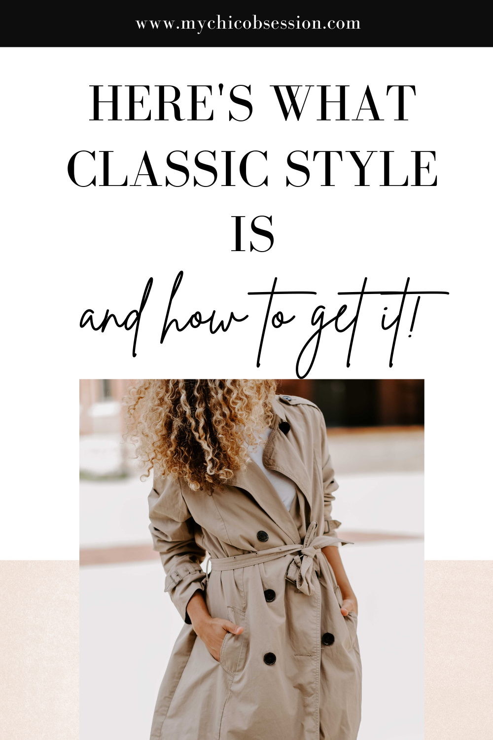 what is classic style