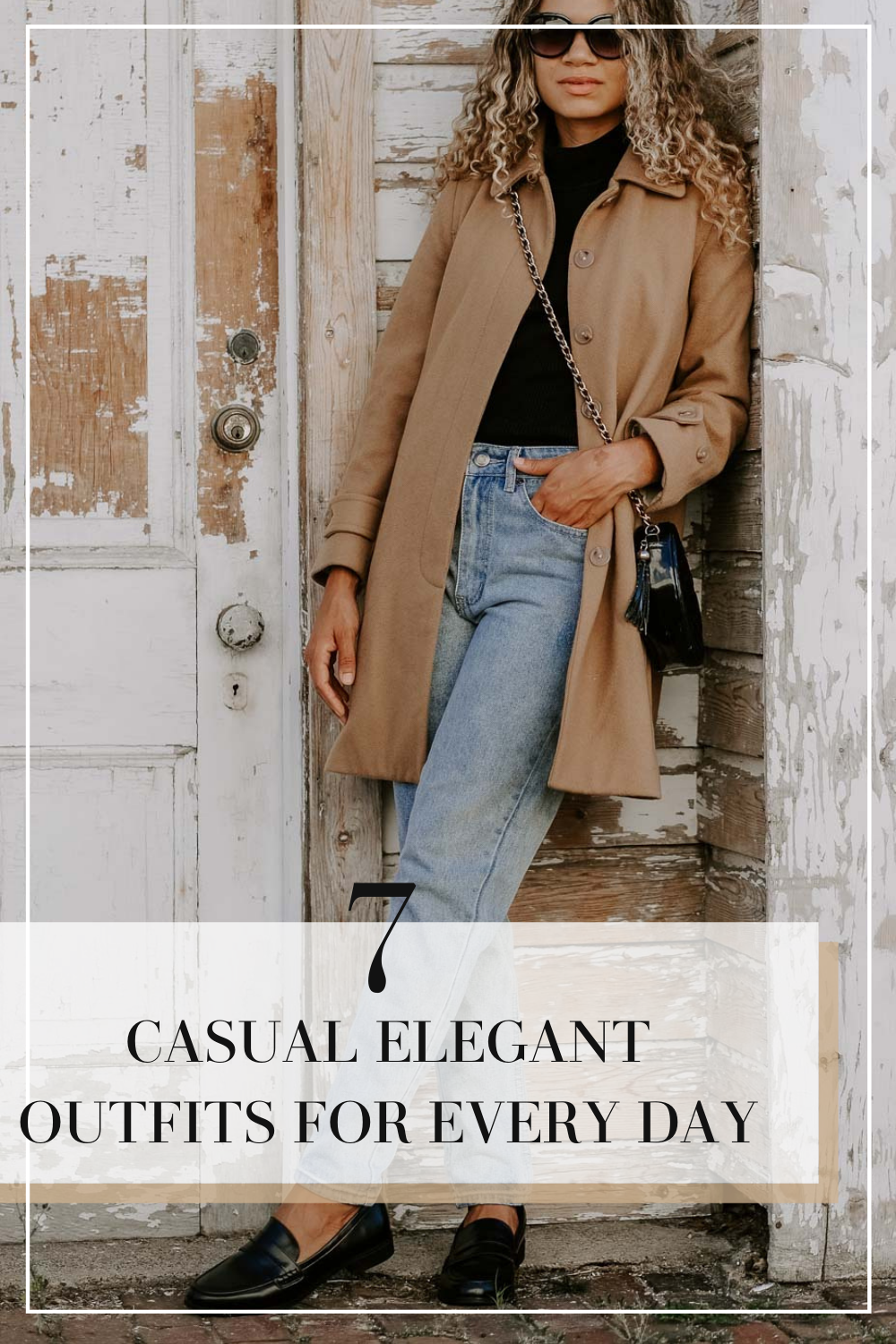 casual elegant fashion outfit ideas every day