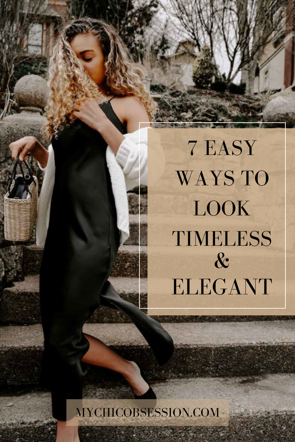 how to look elegant and timeless