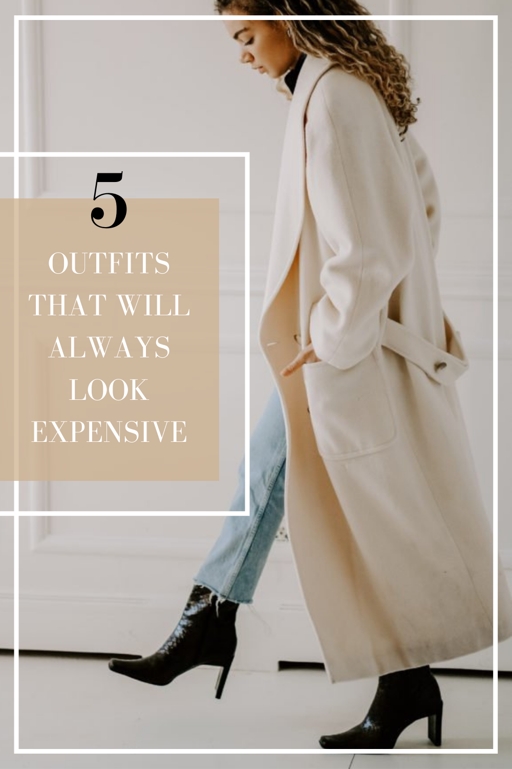 outfits that always look expensive