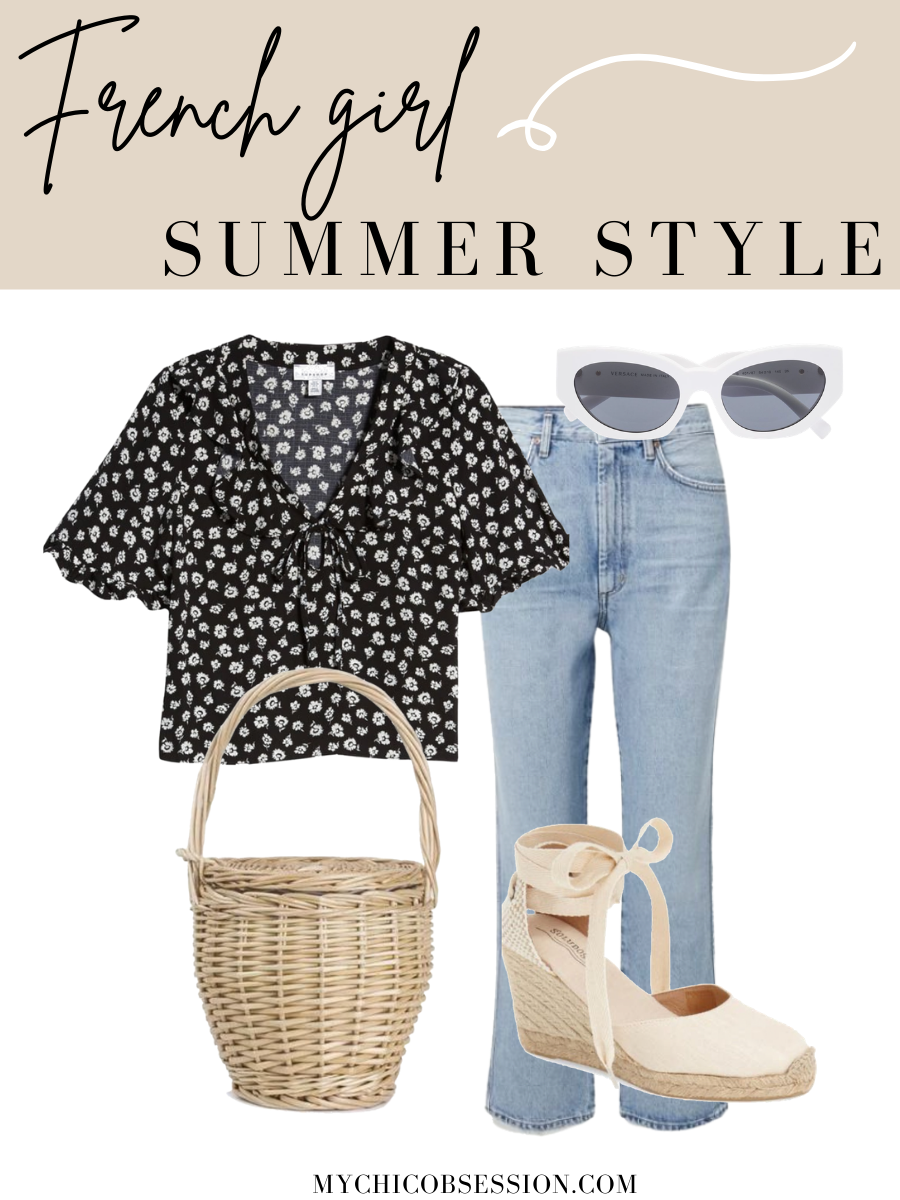 french girl summer style