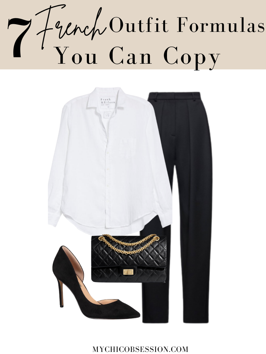 french outfit formulas