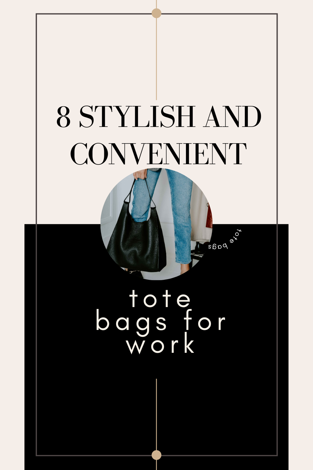 tote bags for work