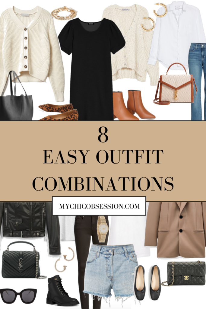 easy outfit combinations - outfit ideas