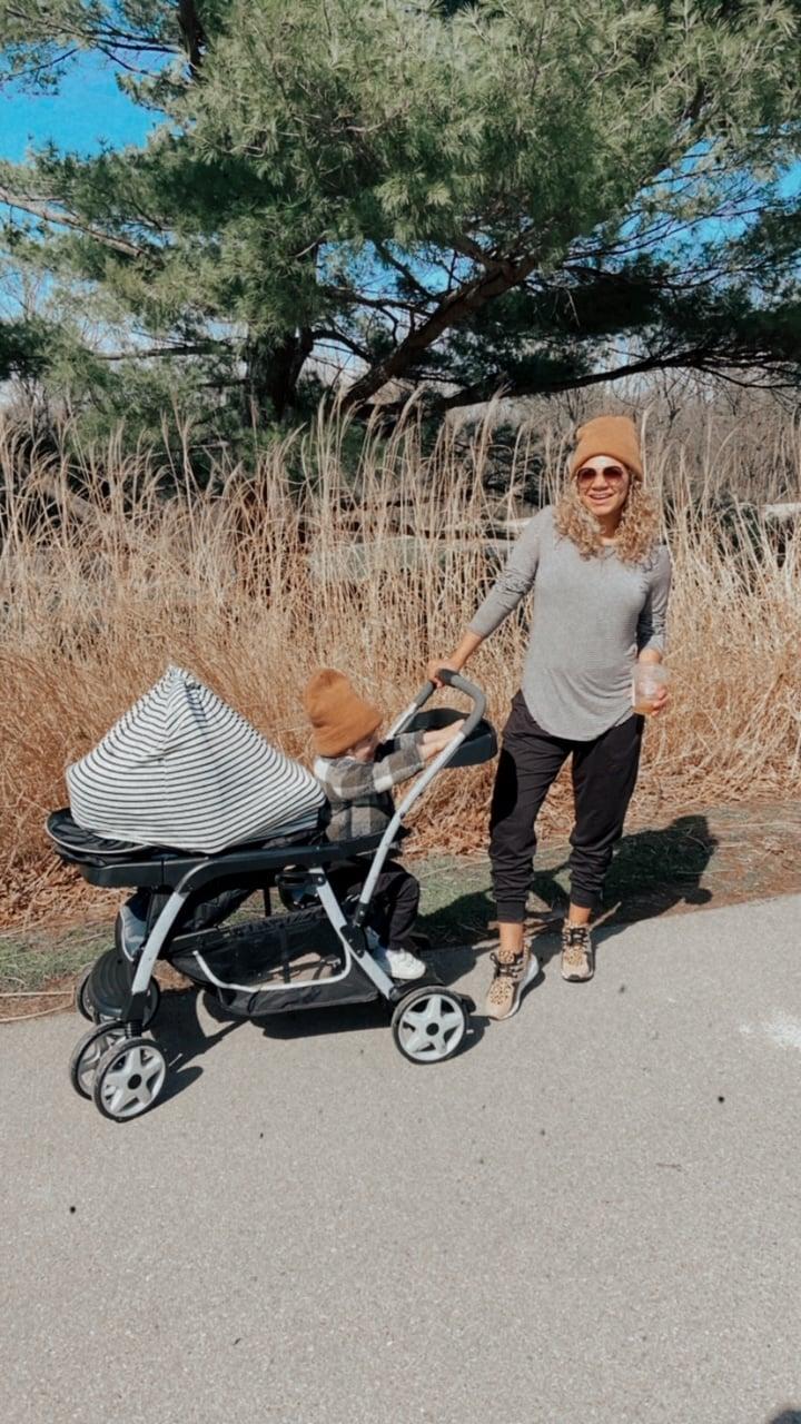 postpartum outfit ideas
