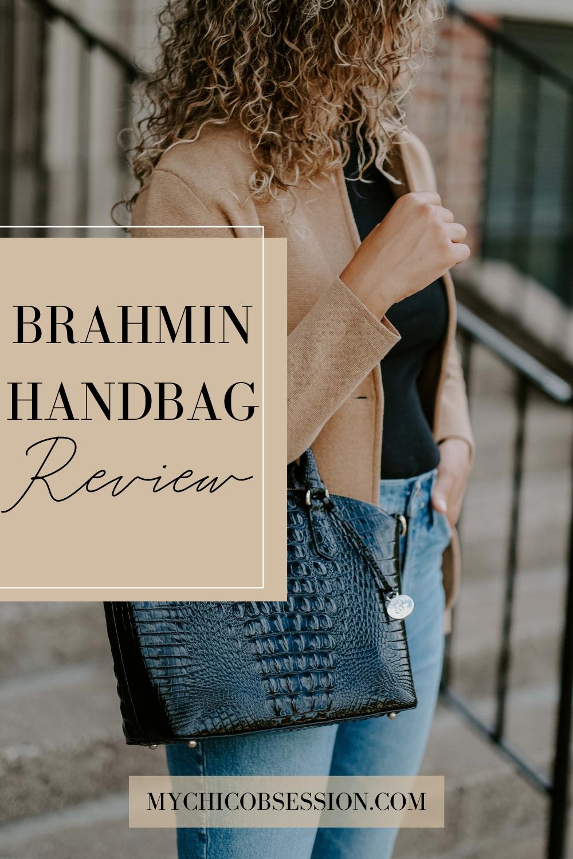 Brahmin Handbag Review
