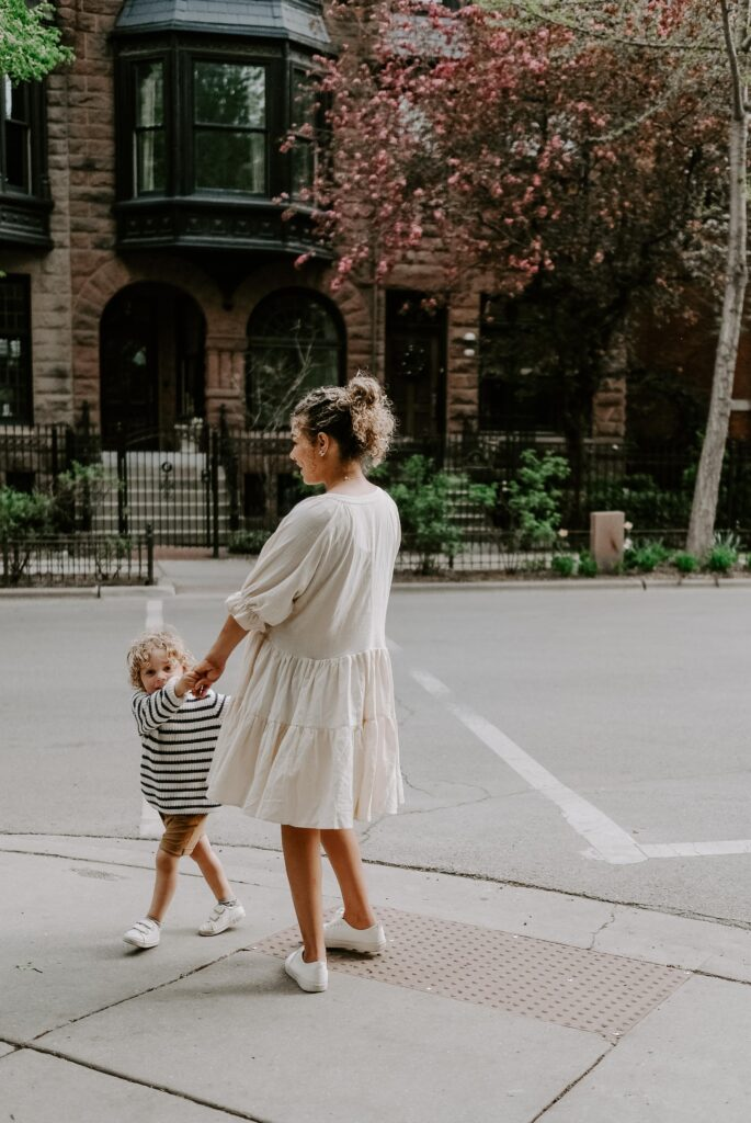 mommy and me toddler fashion