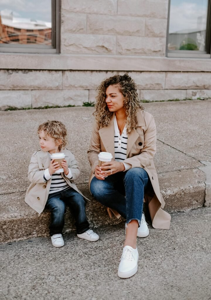 mommy and me toddler boy