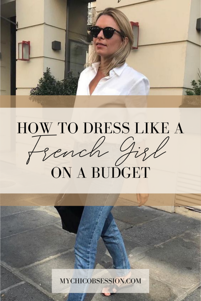 French girl style on a budget