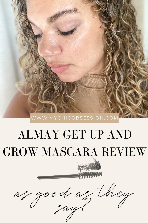 almay mascara review