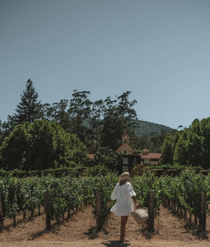 what to wear in napa valley