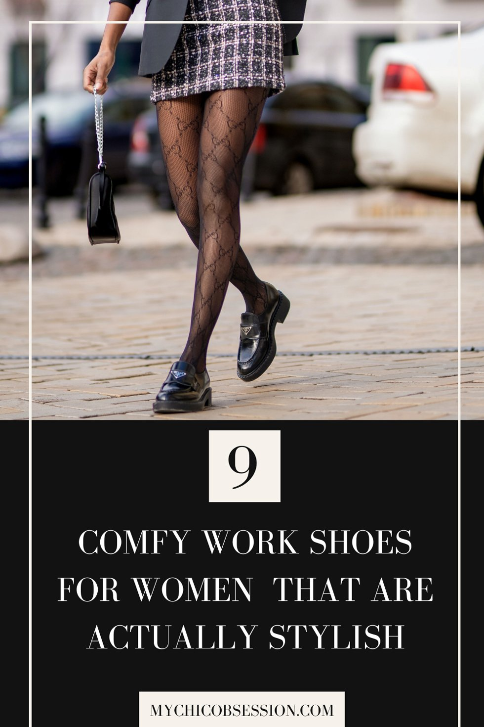 Comfortable work shoes for women that are stylish