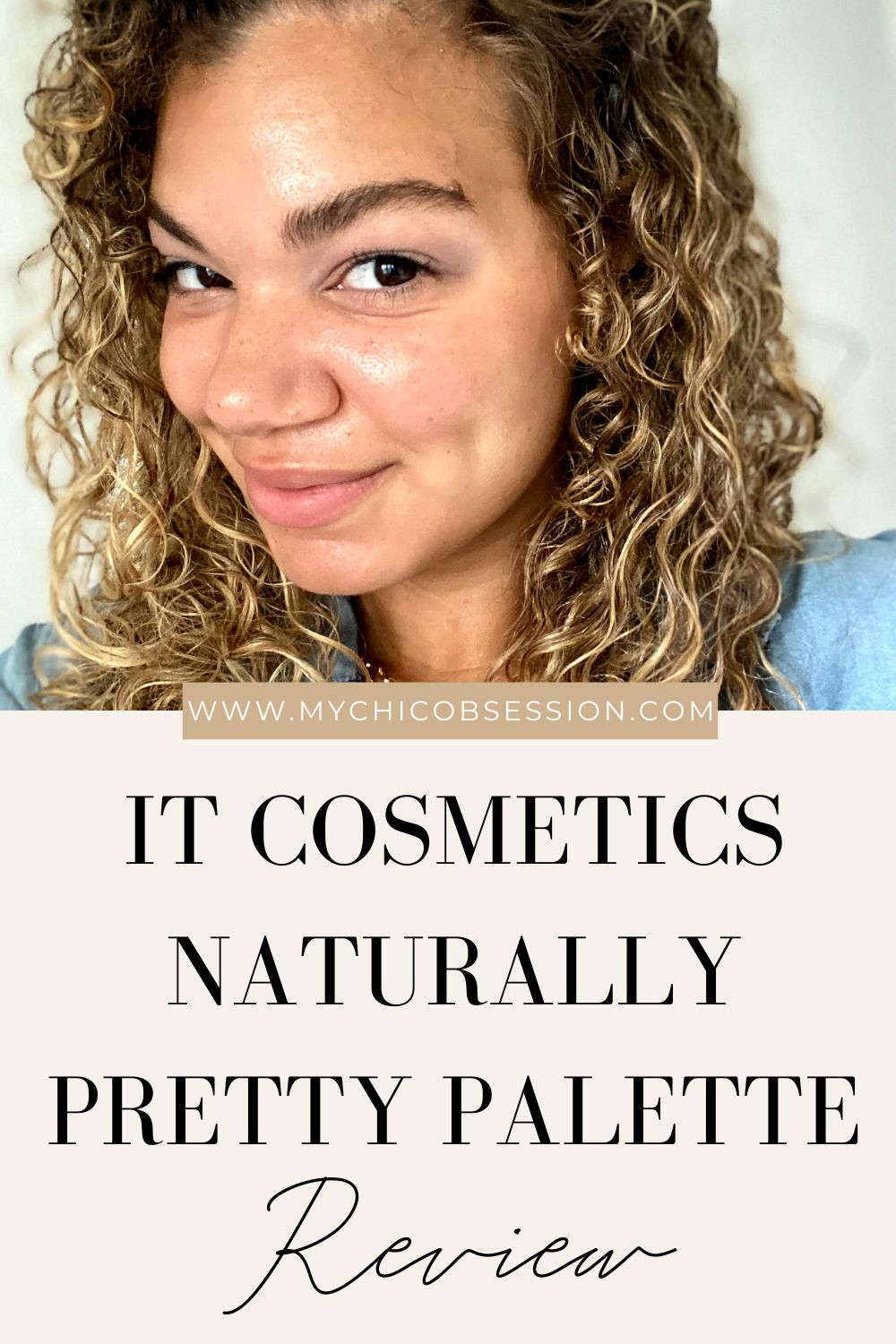 IT Cosmetics Naturally Pretty Palette Review
