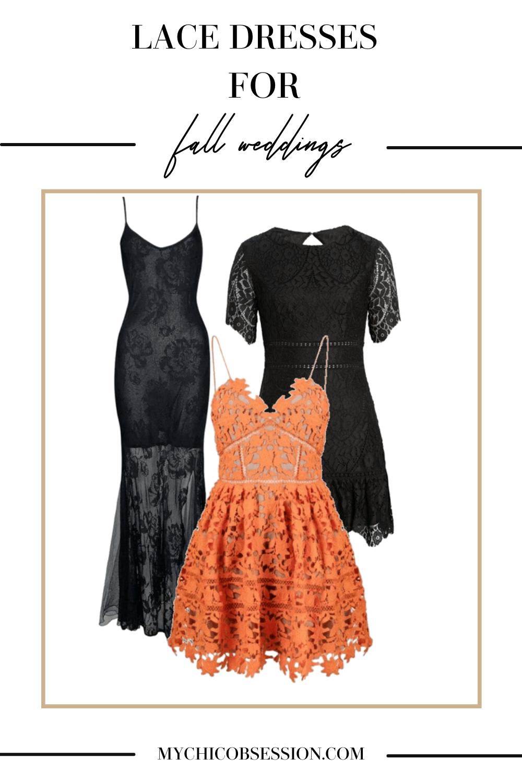 Lace dress graphic