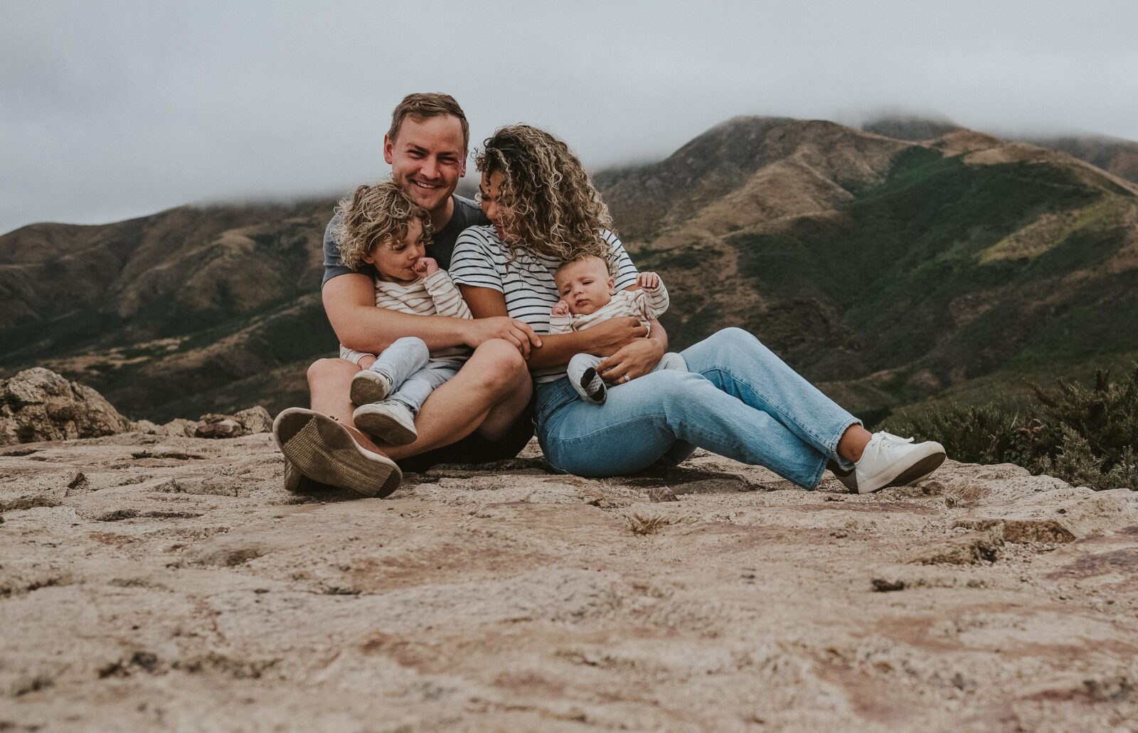 big sur family vacation