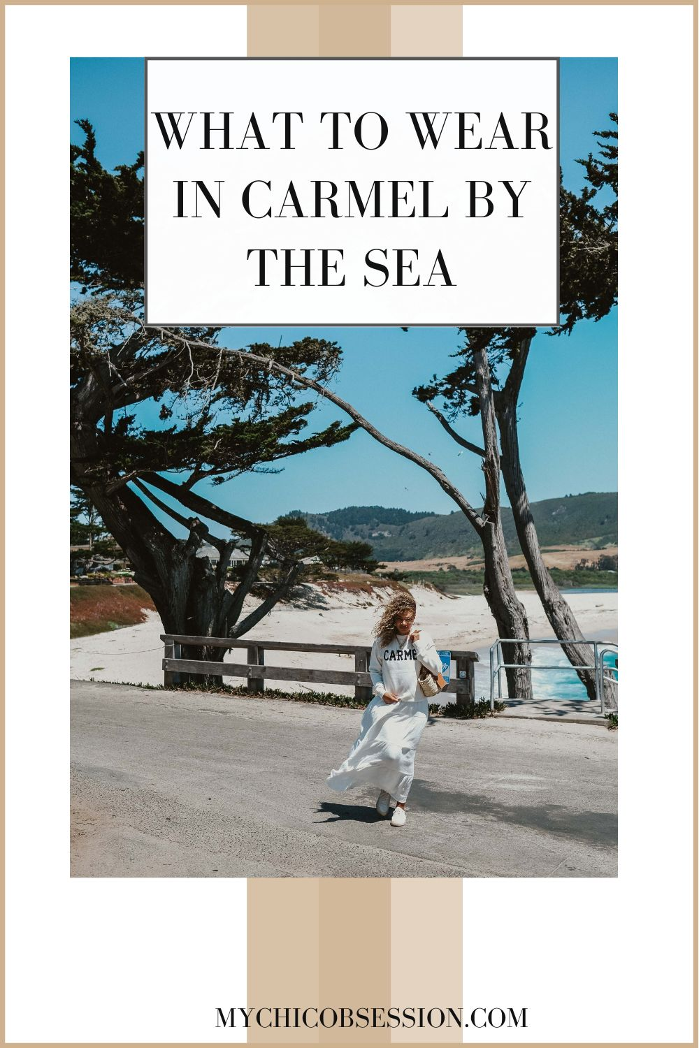 what to wear in carmel by the sea