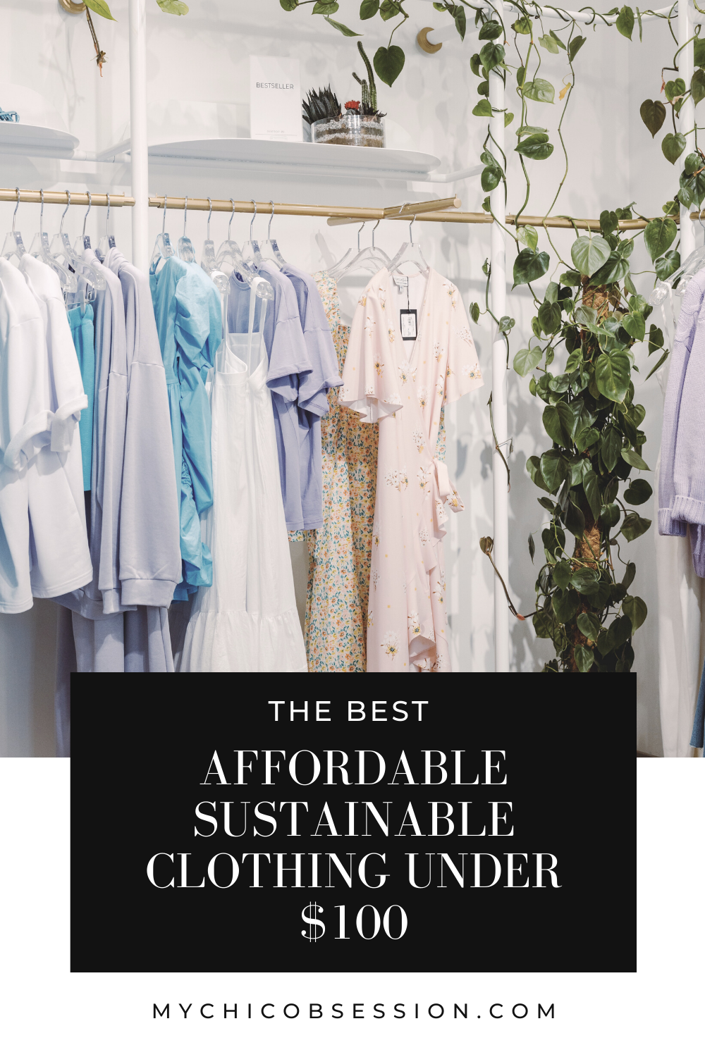 Affordable sustainable clothing under $100