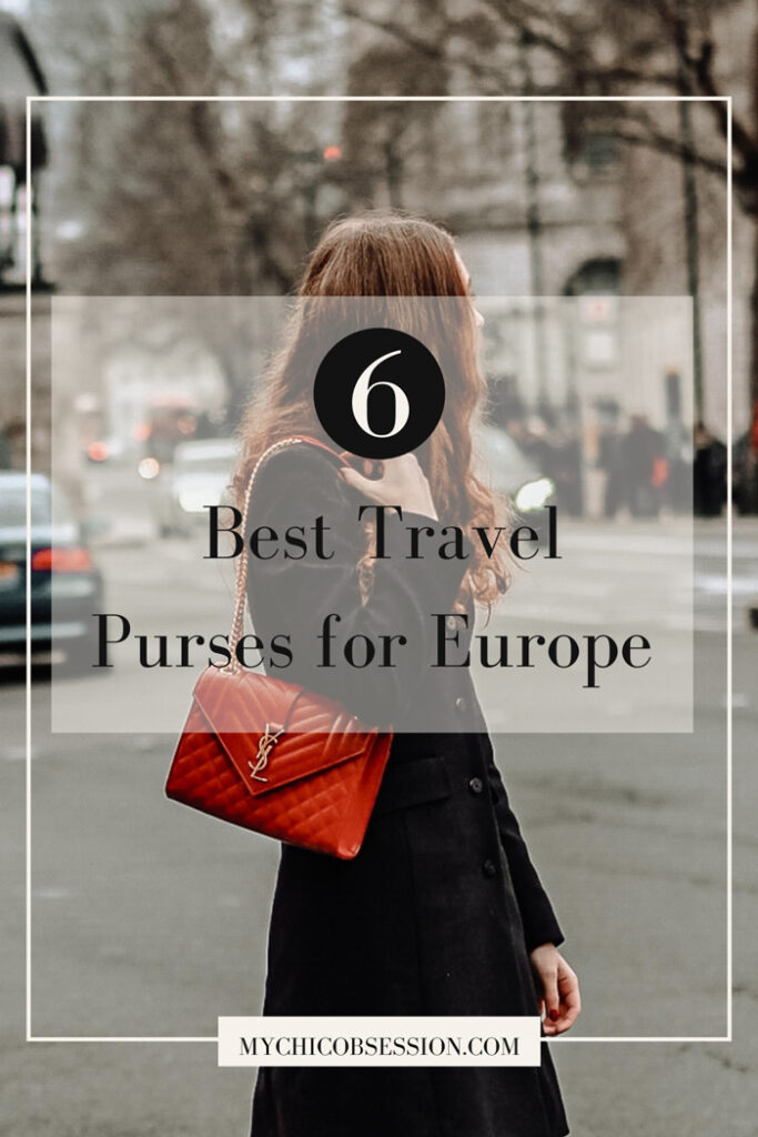 Best travel Purses for Europe