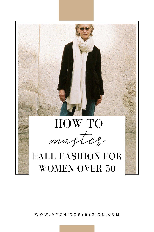 fall fashion women over 50