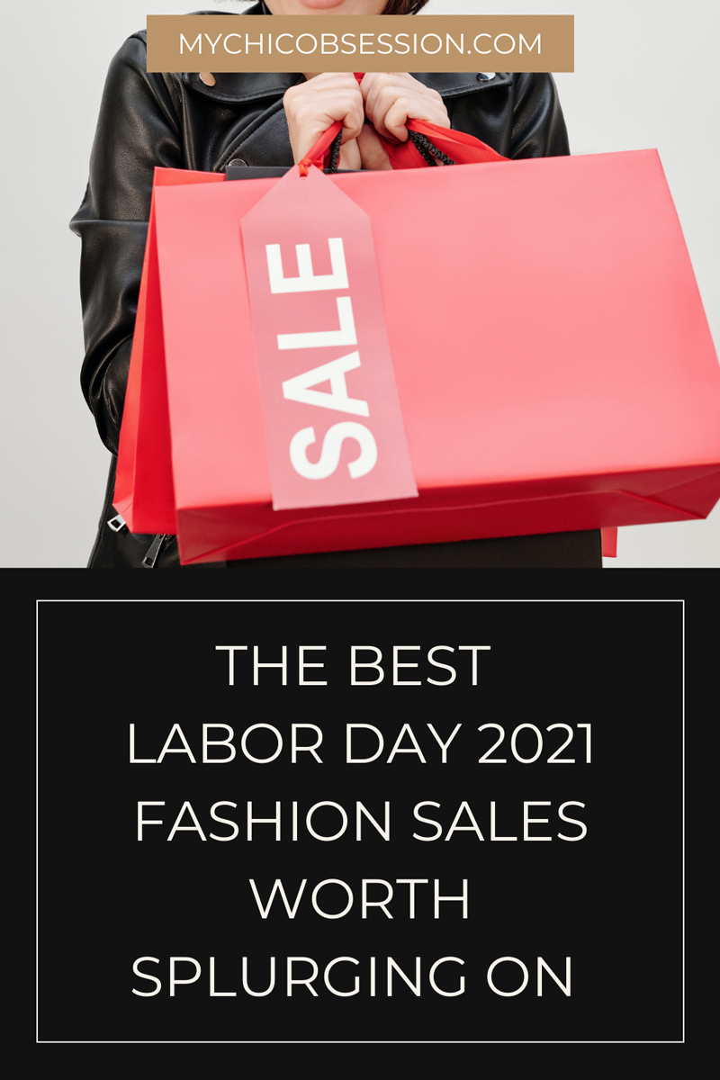 The best labor day 2021 fashion sales