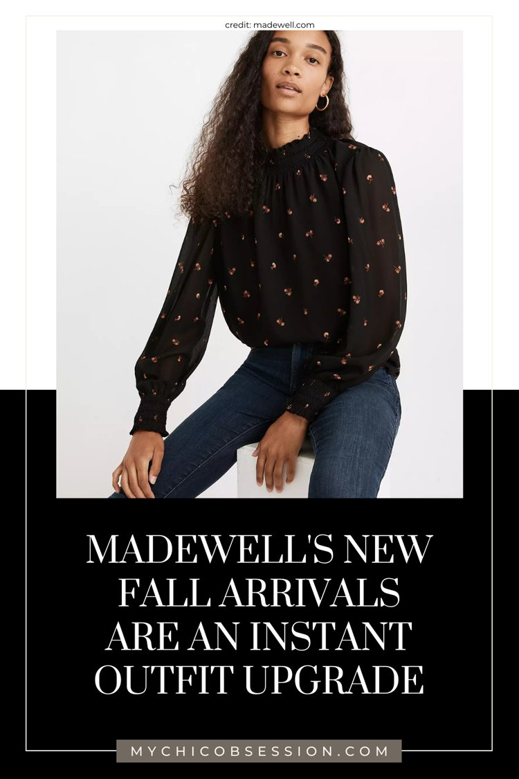 Madewell fall collection 2021