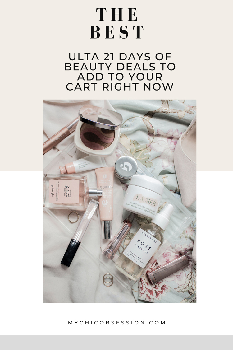 Ulta 21 Days of Beauty Sale 2021