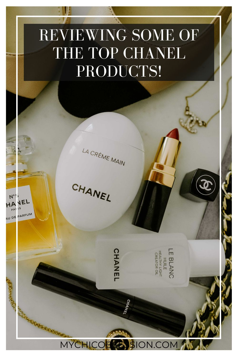 chanel products review