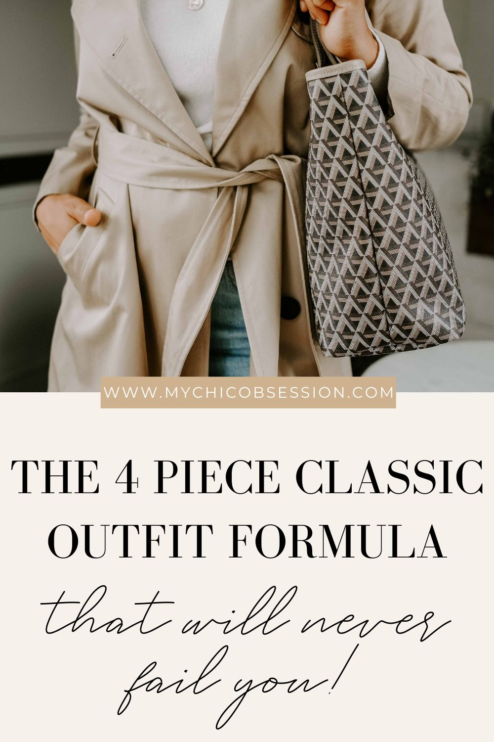 classic outfit formula