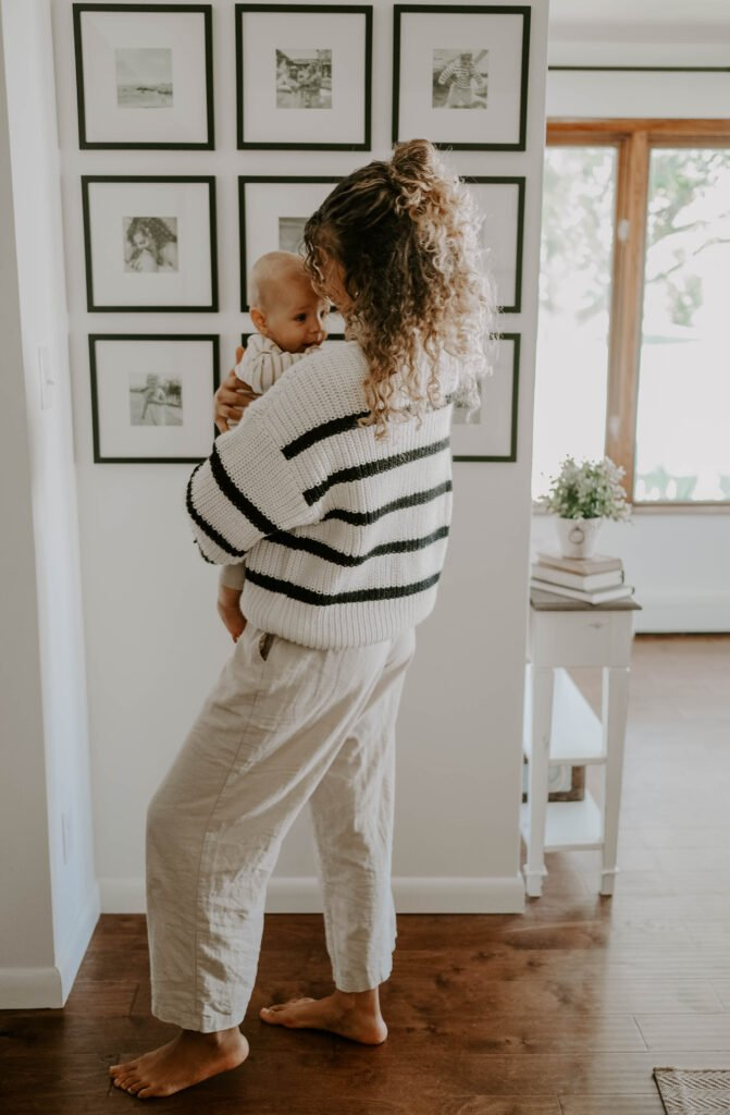 mother and son lifestyle photos