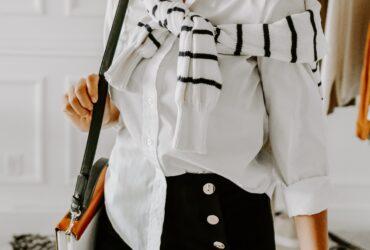 preppy fall outfit idea